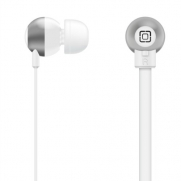 Incipio NX-106 f10 Hi-Fi Stereo Earbuds - Retail Packaging - White