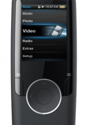 Coby MP620-8GBLK 8 GB 1.8-Inch Video MP3 Player with FM Radio (Black)