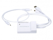 Thunderbolt / Mini DisplayPort / Toslink & USB to HDMI Adapter
