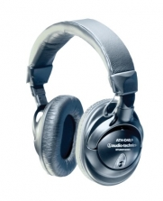 Audio-Technica ATH-D40fs Professional Studio Monitor Precision Enhanced Bass Headphones