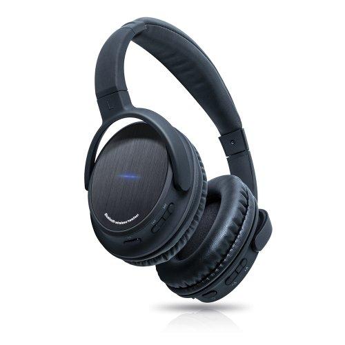 photive bth3 bluetooth 4 0 headphones with built in mic. Black Bedroom Furniture Sets. Home Design Ideas