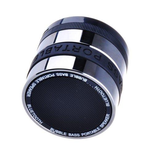 VicTsing® Sliver Super Bass Hi-Fi Bluetooth Speaker ...