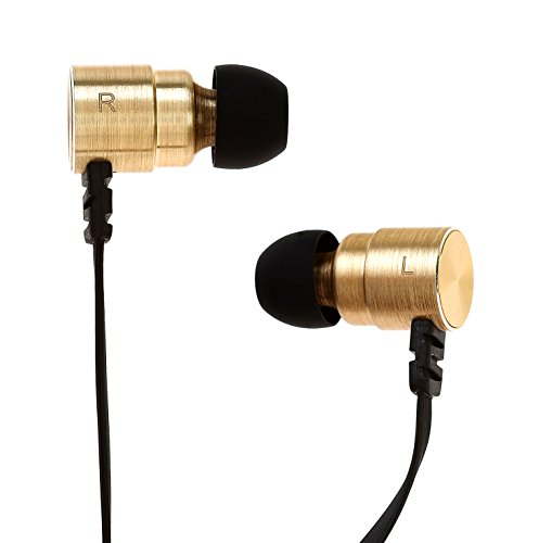 Earbuds with mic symphonized - bass earbuds with microphone